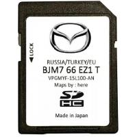 Mazda Connect© Navigációs SD kártya 2021/2022 Európa + Navigációs szoftver