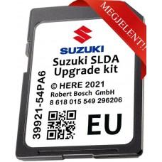 Suzuki© Navigációs SD kártya 2021/2022 Teljes Európa térképcsomag + Navigációs Szoftver